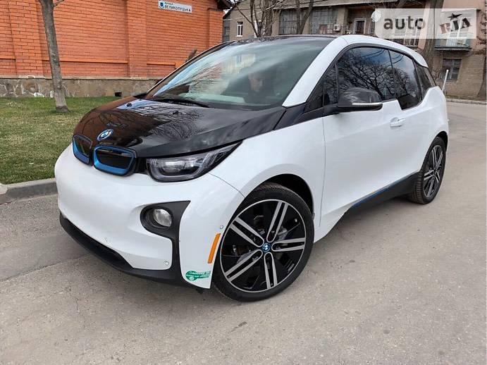 Внедорожник / Кроссовер BMW I3