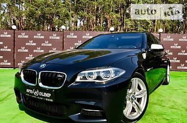 BMW M5  M550D 2012