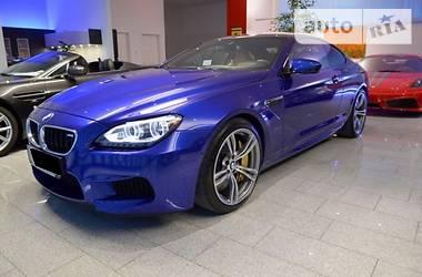BMW M6 4.4i 2013