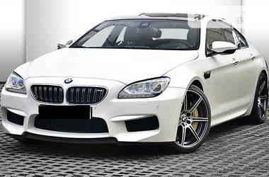 BMW M6 Gran Coupe 4.4 2014