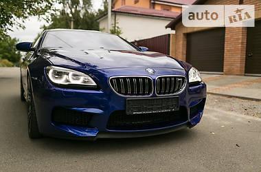 BMW M6 Gran Coupe akrapovic 2014