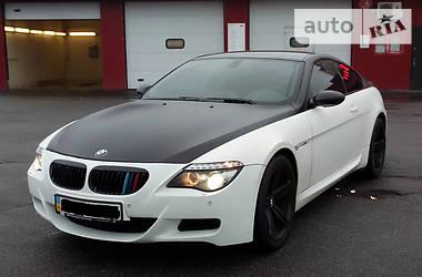 BMW M6 5.0i V10 2008
