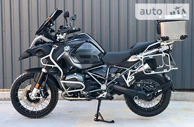 BMW R 1200GS ADV. TRIPLE BLACK 2017