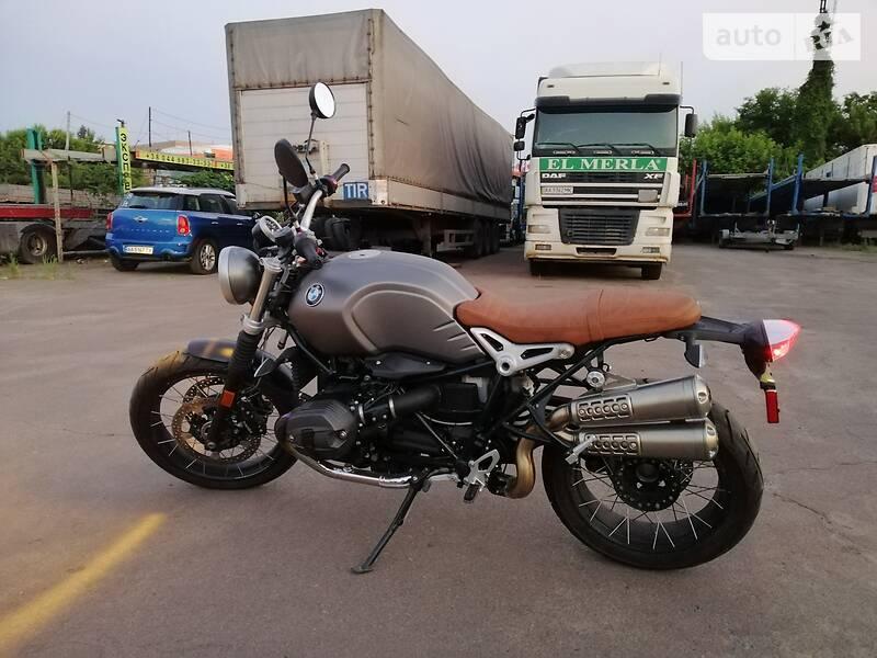 BMW R Nine T 1200