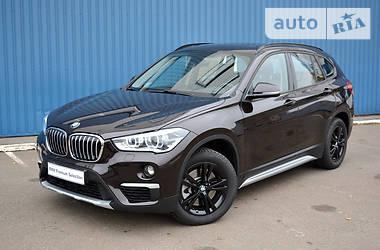 BMW X1 sDrive20d  2016