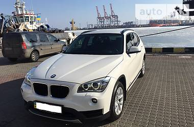 BMW X1 xDrive18d Sport line 2013