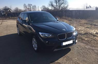 BMW X1 sDrive18D  2012