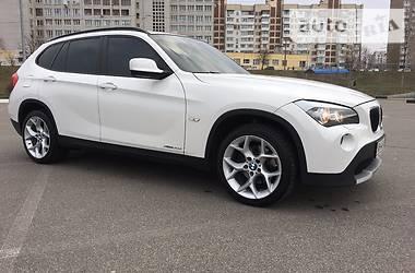 BMW X1 xDrive 20D 2012