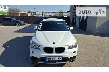 BMW X1  X Drive 118d  2013