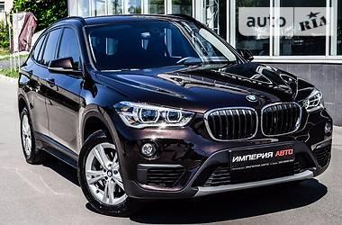 BMW X1 X-Drive 2016