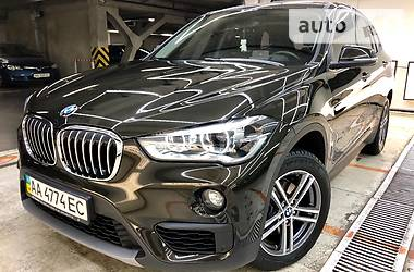 BMW X1 2.0d Full 2017
