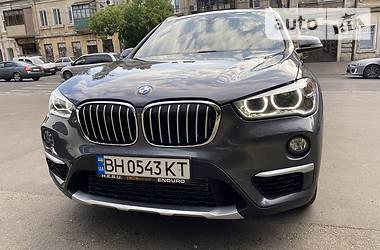 BMW X1 i28 XDRIVE 2016
