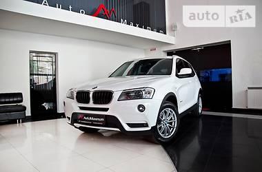BMW X3 xDrive20i 2013