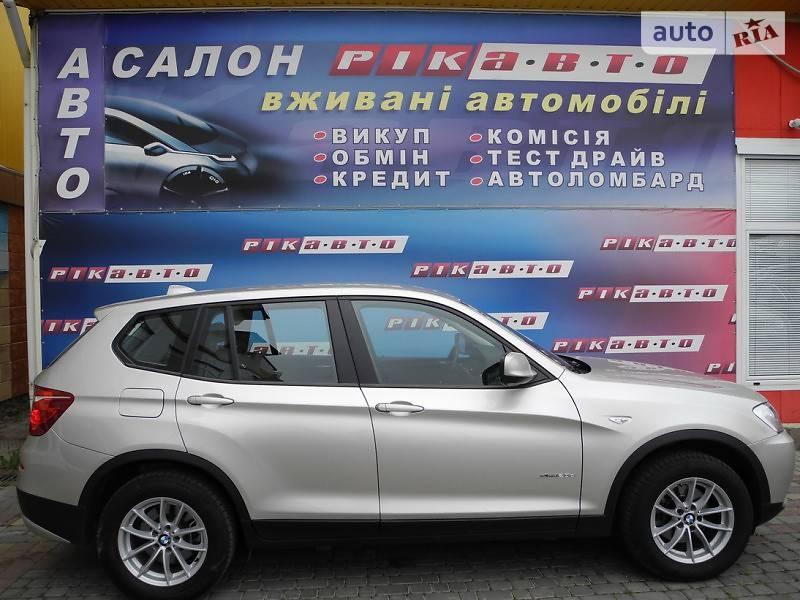BMW X3 2014 року