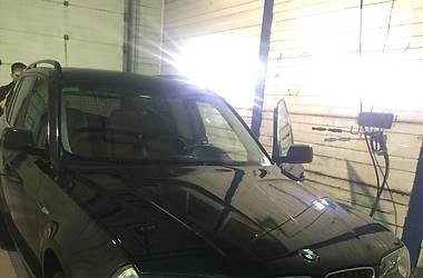 BMW X3  MAKSIMALNAY 2007