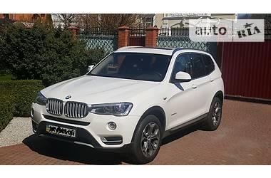 BMW X3 3,0 D 2015