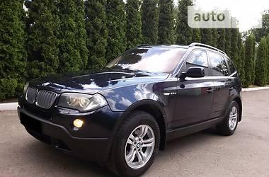 BMW X3 GAZ 2007