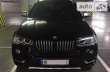 BMW X3 X-Line xDrive 20d 2016