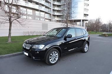 BMW X3 35i twinturbo 306ps 2011