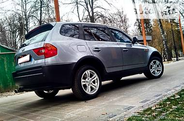 BMW X3 xDrive 2.5 AT 2006