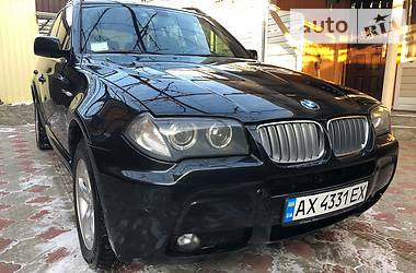 BMW X3 Restyling 2009