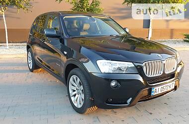BMW X3  2012