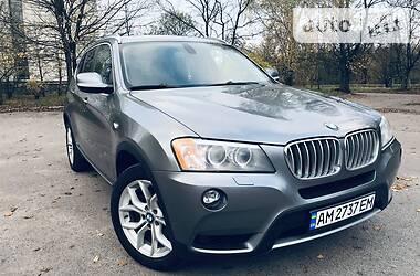 BMW X3 Xdrive 35i 2011
