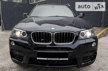 BMW X3 MPaket 2012