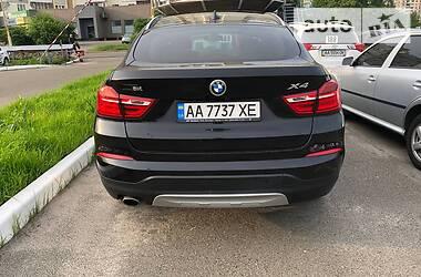 BMW X4 xDrive xLine 2016