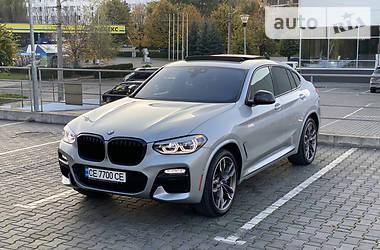 BMW X4 M40I 2019