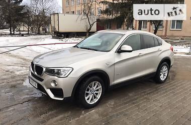 BMW X4 Xdrive SYPER STAN 2015