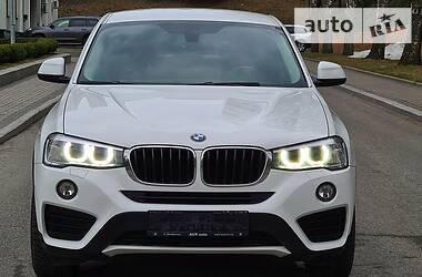 BMW X4 xdrive 2.0d 2015