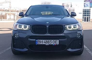 BMW X4  M Paket Xdrive 2015
