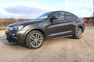 BMW X4 x4M40I 2016