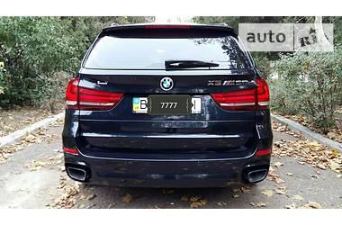 BMW X5 M PERFOMANCE 5.0D 2014