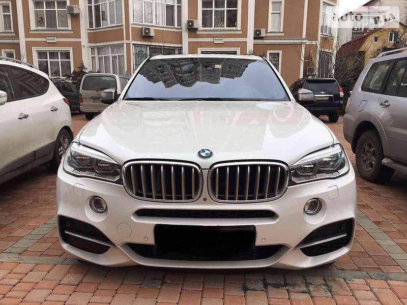Внедорожник / Кроссовер BMW X5 M