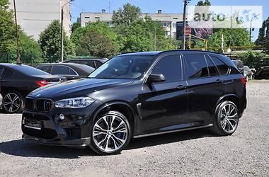 BMW X5 M PERFORMANCE 2016