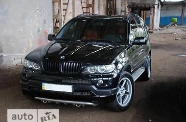 BMW X5 Sport 3.0D 2006