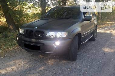 BMW X5  4.6 IS 2003