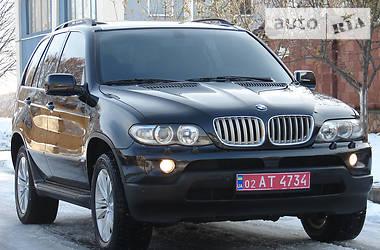 BMW X5  DIESEL 2006