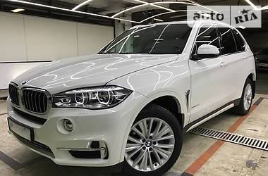 BMW X5 М-INDIVIDUAL 2016