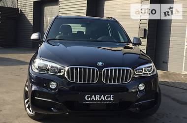 BMW X5 M50D 2017