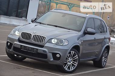 BMW X5 M-package 2011