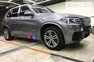 BMW X5 М-paket 2016