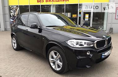 BMW X5 25 d M-packet 2015