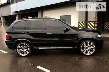 BMW X5 IS PERFORMANCE  2005