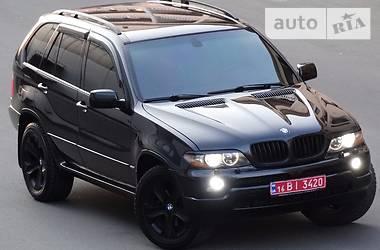 BMW X5 4.4-NDIVIDUAL 2005