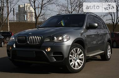 BMW X5 xDrive50i 2011