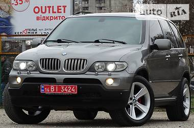 BMW X5 4.4GAZ/BEN/ V IDEALE 2006