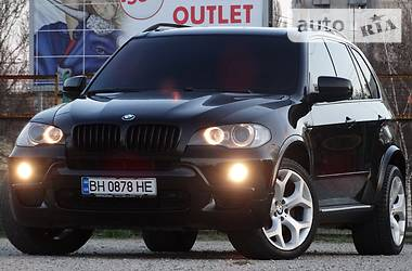 BMW X5 GAZ-BENZIN.СРОЧНО. 2008